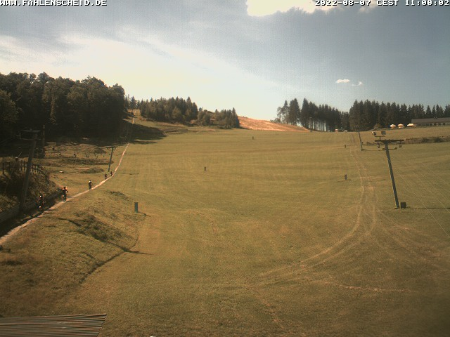 Webcam Skigebiet Fahlenscheid Olpe
