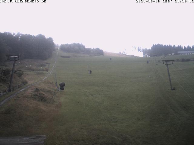 Skigebiet Fahlenscheid - Olpe