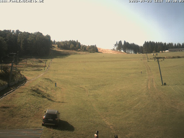 Skigebiet Olpe - Fahlenscheid - Webcam 1