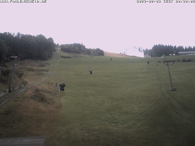 Skigebiet Olpe - Fahlenscheid - Webcam 1