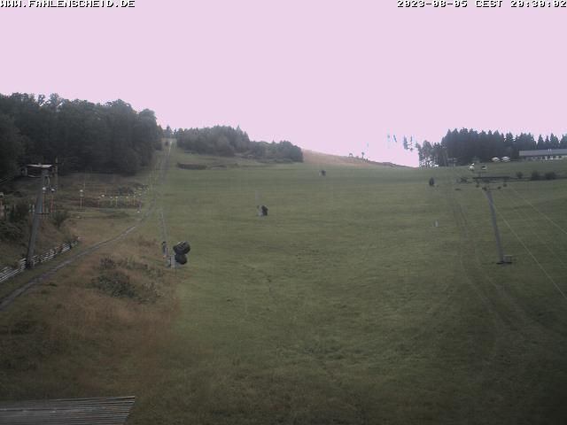 Skigebied Olpe - Fahlenscheid - Webcam 1