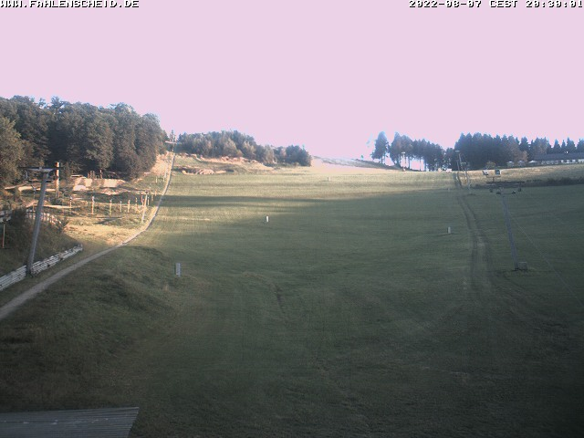 Skigebiet Fahlenscheid Webcam