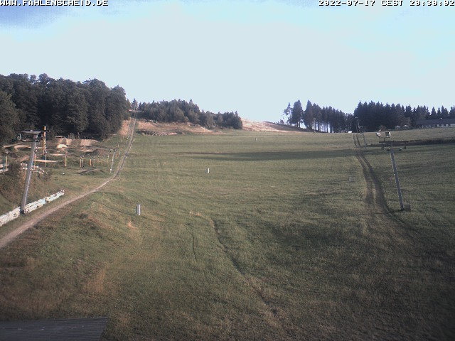 Webcam Skigebied Olpe - Fahlenscheid Sauerland