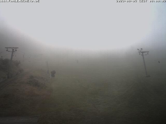 Webcam Skigebiet Olpe - Fahlenscheid Sauerland